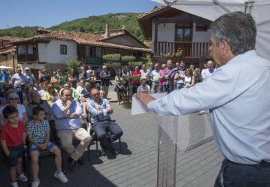 Mogrovejo es el nuevo 'Pueblo de Cantabria'