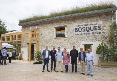 El Anillo Verde de la Bahía inaugura su 'Centro Etnobotánico de los Bosques'