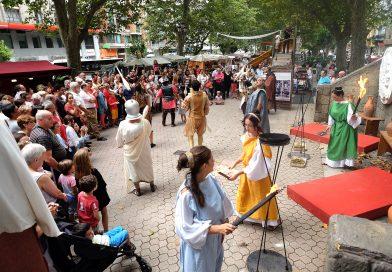 La Alameda de Oviedo de Santander acogerá el Mercado Romano de los Santos Mártires
