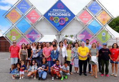 Marta Sánchez, La Unión o Nacho Campillo, en el Festival Intercultural de Santander