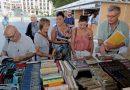 16 librerías se dan citan hasta el 19 de agosto en la XXI Feria del Libro Viejo de Santander