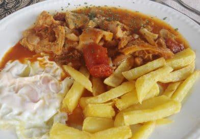 La Tienda de la plaza Roja de Torrelavega, otra grata sorpresa para un menú del día