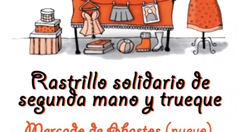 Castro Urdiales tendrá un rastrillo solidario de segunda mano y trueque