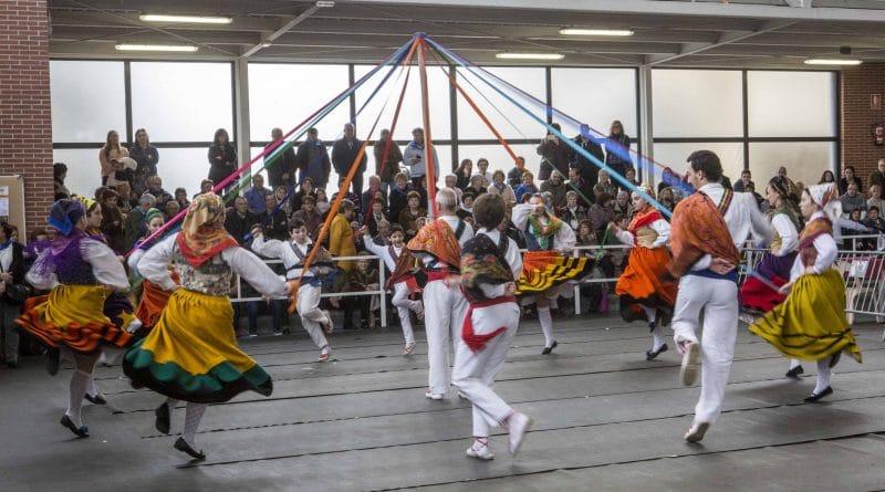 Muriedas celebra estos días sus fiestas de San Vicente Mártir