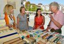 16 librerías participan en la XXI Feria del Libro Viejo de Santander