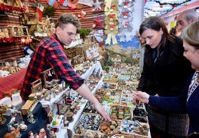 El mercadillo de Navidad se instalará en la Plaza de Farolas del 5 de diciembre al 6 de enero