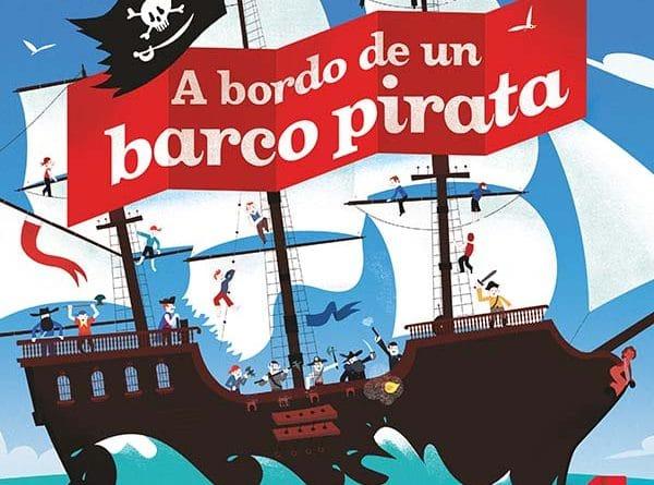 Conviértete en pirata con 'A bordo de un barco pirata'