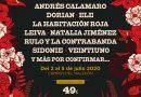 Amaral, Calamaro, Rulo y La Contrabanda, Sidonie, Leiva, Dorian, La Habitación Roja, Natalia Jiménez, Ele y Veintiuno, primeras confirmaciones de Música en Grande 2020
