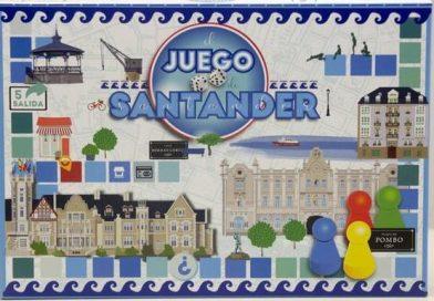Santander cuenta con un juego de mesa que reproduce sus comercios y calles