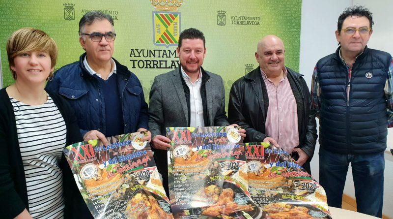 Arrancan las XXI Jornadas del Lechazo de Castilla y del Hojaldre de Torrelavega