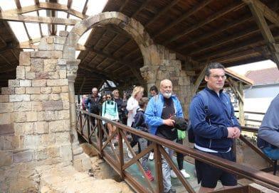 'Camargo en Marcha' invita a visitar el sábado el patrimonio arqueológico y monumental del municipio