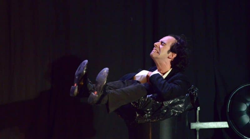 Circo-Clown para toda la familia en el Café de las Artes Teatro