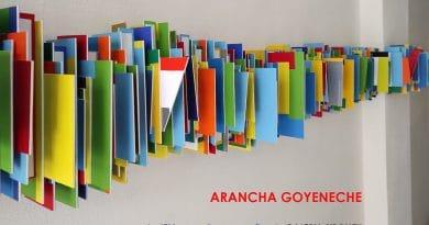 Arancha Goyeneche muestra 'El juego y la sorpresa' en Siboney