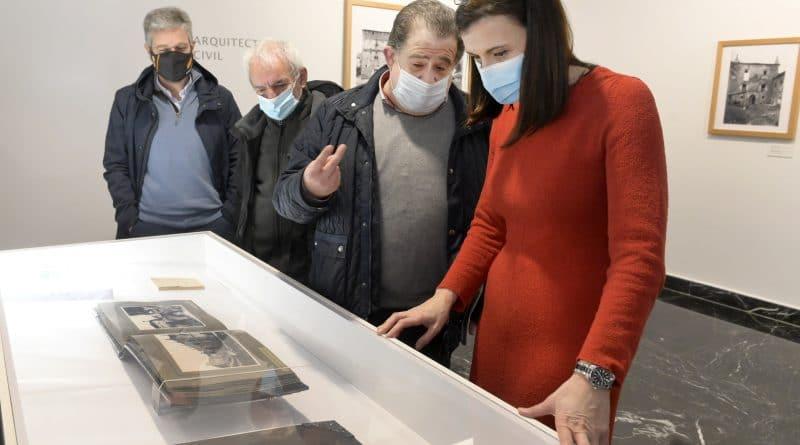 'La Montaña artística y monumental' se puede visitar en el CDIS