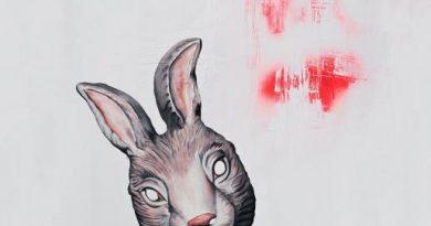 Cuca Nelles muestra en Juan Silió 'I'm a rabbit'